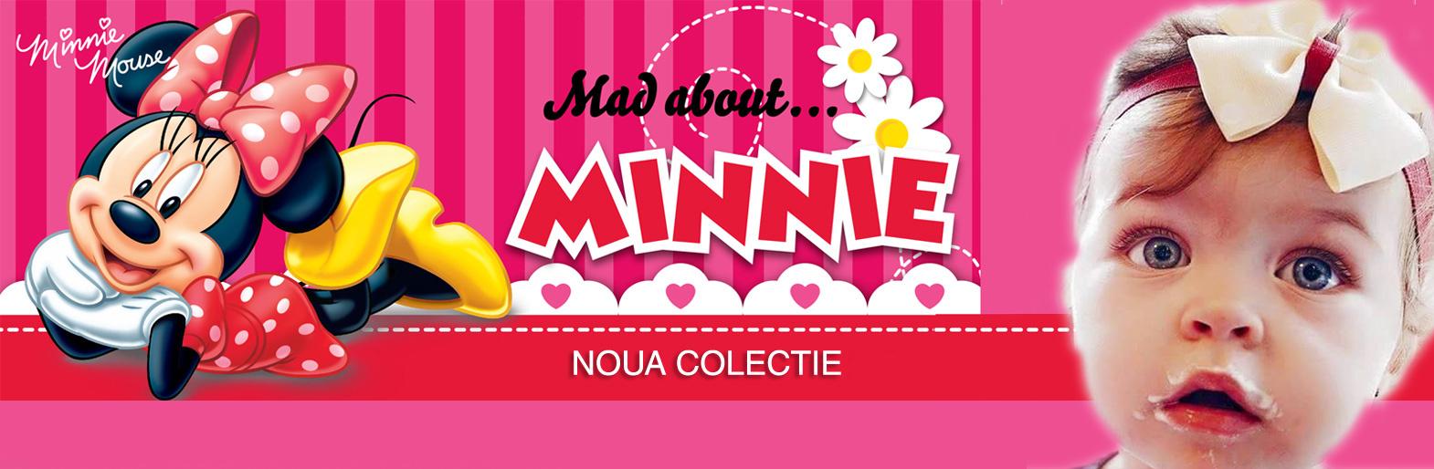 Descopera colectia Disney Minnie pentru fetite la Tiffany Kids