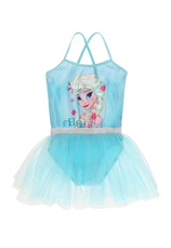 Frozen® Costum dans Turcoaz 3-8 ani