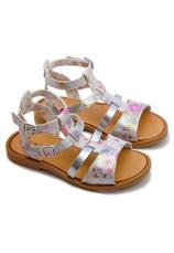 Sandale piele eco M.Kids Argintiu