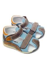 Sandalete piele Sunway Maro